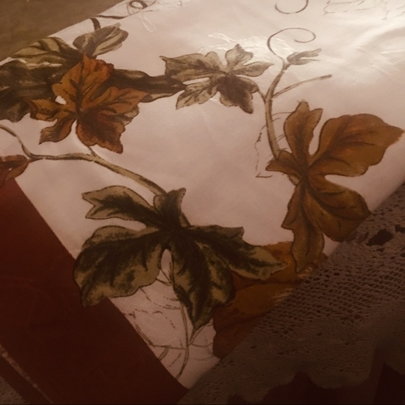 Cedar Grove Table Cloth.